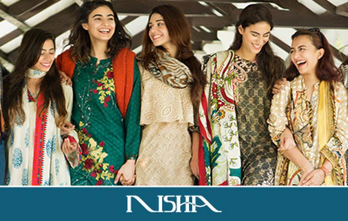 PK Nishat Linen nisha wear