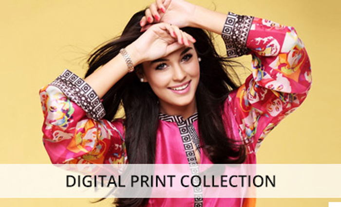 Pakistan Origins digital print collection