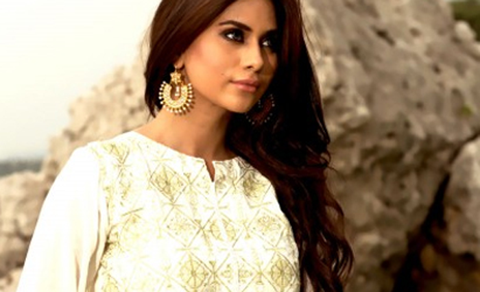 Pakistan Origins white dress