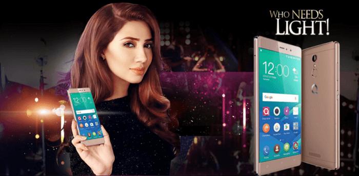 PK QMobile phones