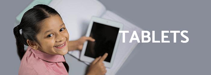 PK QMobile tablets
