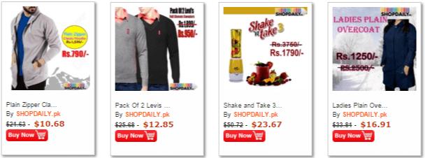 PK ShopDaily discounts