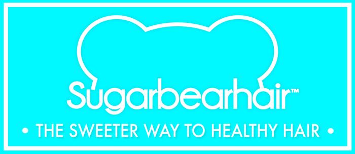 PK Sugar Bear Hair logo