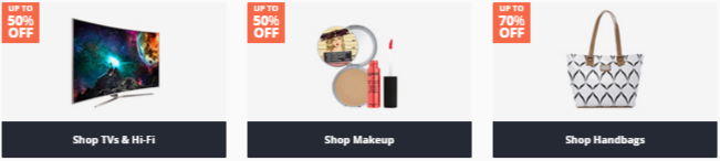 High discounts on Souq products