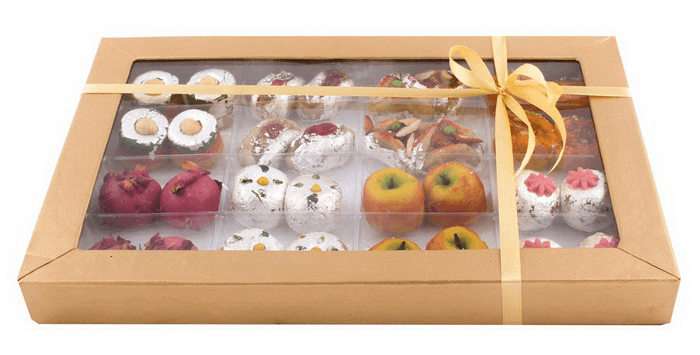 PK TCS Sentiments Express sweets box