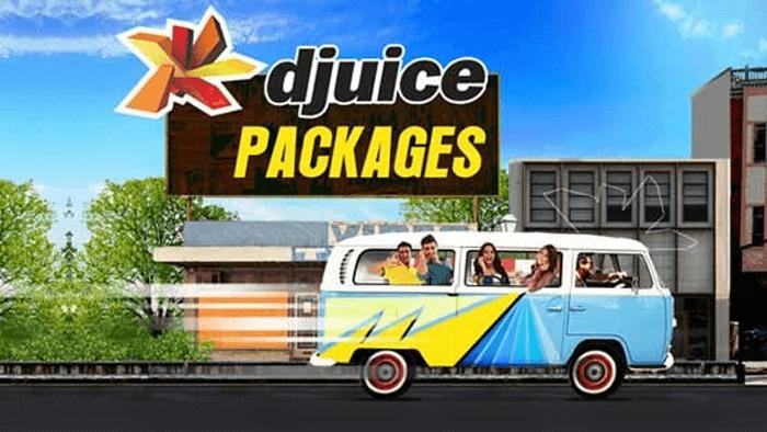 Pakistan Telenor djuice packages