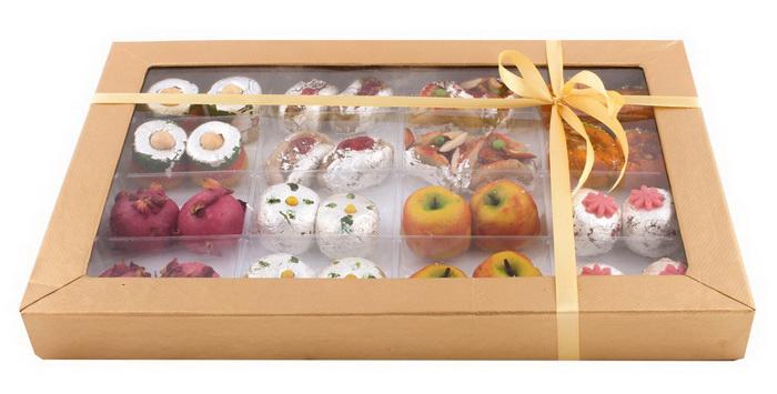 PK TCS Sentiments Express sweets box