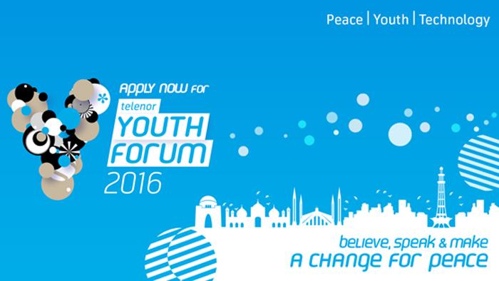 Pakistan Telenor youth forum