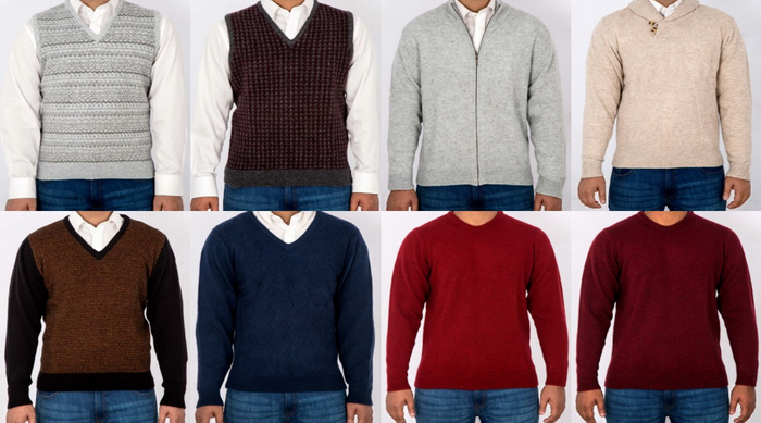 PK TheCambridgeShop men's sweaters