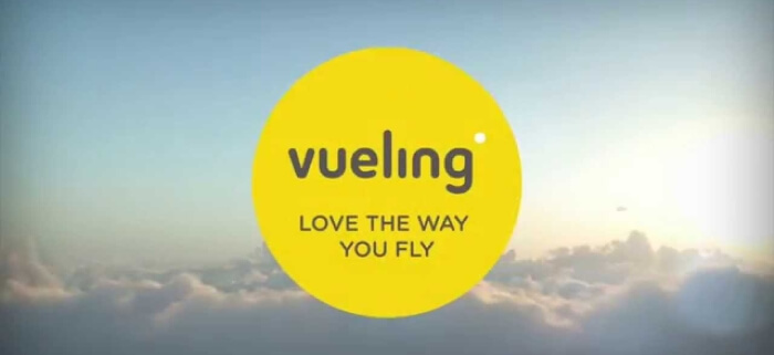 Vueling - Love The Way You Fly