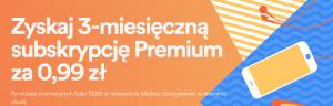 promocja spotify premium