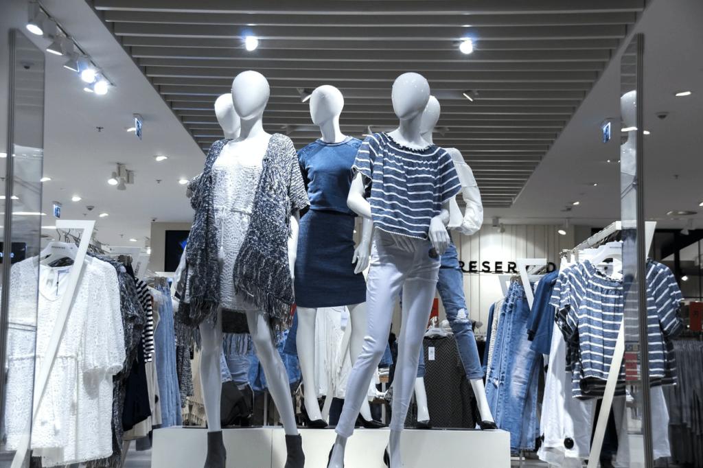 Sklepy w akcji Stylowe Zakupy