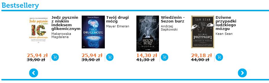 bestsellery dadada