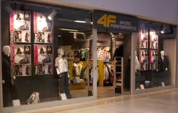 Kody rabatowe na zakupy w sklepie 4F