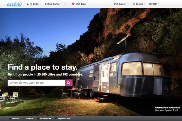 Kody rabatowe dla Airbnb