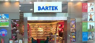 Wejście do sklepu Bartek