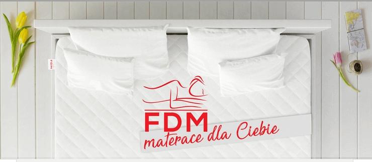 fdm materace dla ciebie