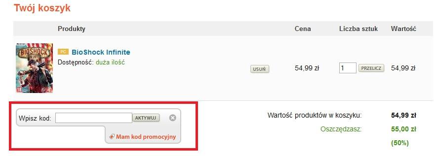Najtańsze zakupy w Gram.pl z kodami rabatowymi