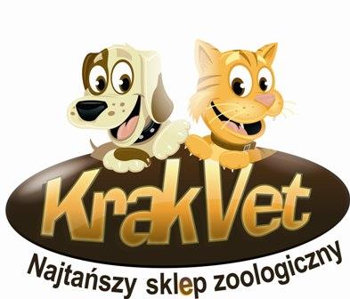 Logo sklepu KrakVet.pl
