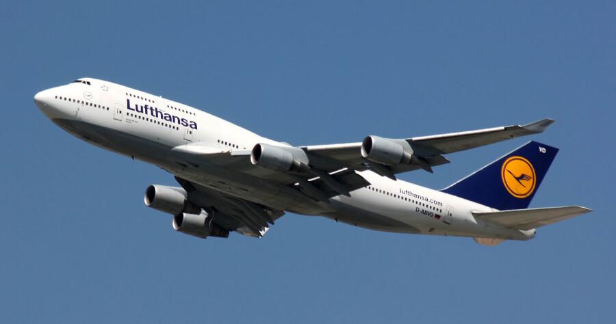 Kody rabatowe do Lufthansa