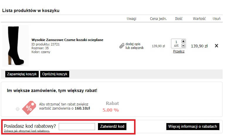 Kody rabatowe w Merg.pl
