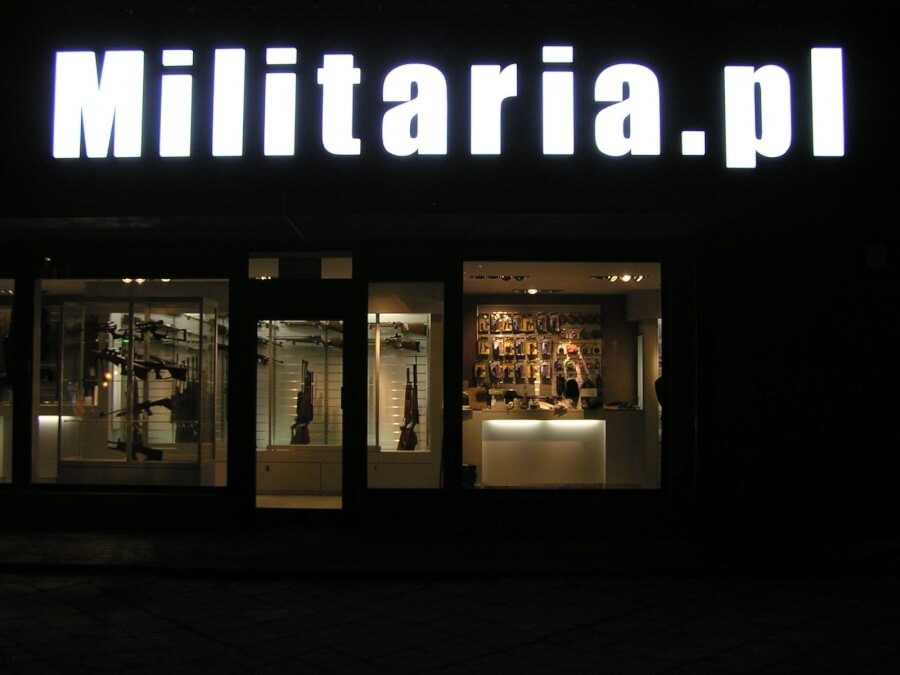 Kody rabatowe dla Militaria.pl