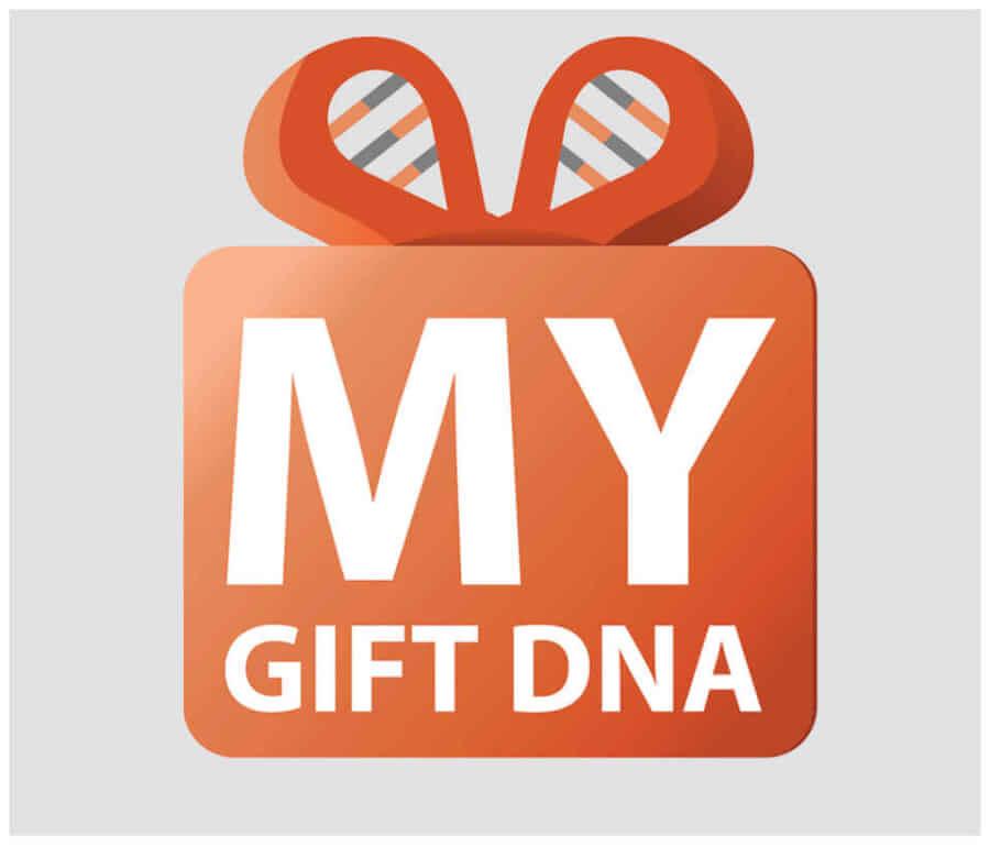 Logo sklepu MyGiftDna