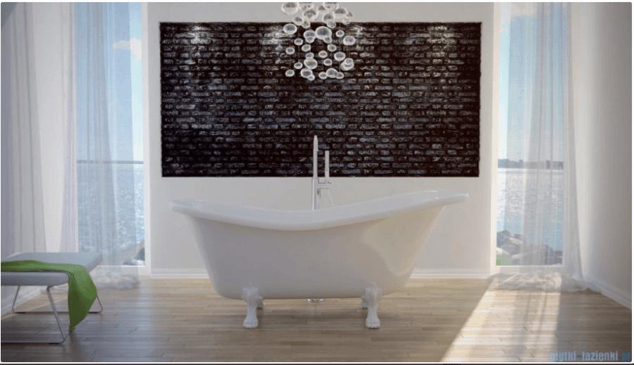 wanna wolnostojąca płytki-łazienki