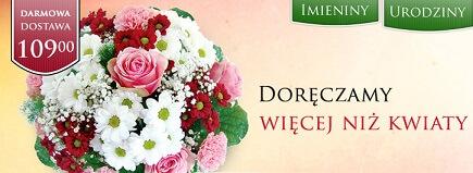 Wysyłanie kwiatów