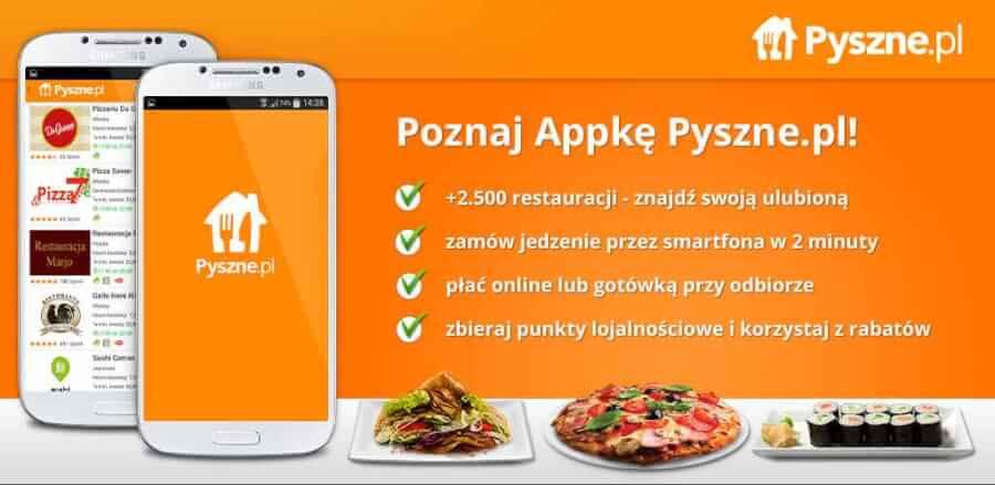 Kod rabatowy dla Pyszne.pl