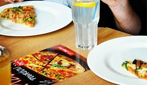 Zamawianie jedzenia online