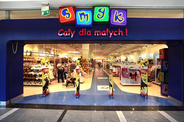 Kody rabatowe dla sklepu Smyk