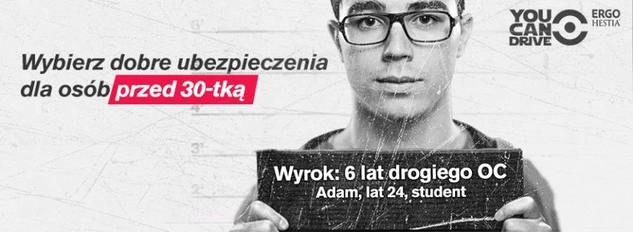 Youcndrive.pl – dobre ubezpieczenia dla osób przed 30stką