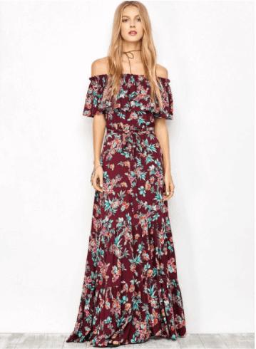 sukienka zaful
