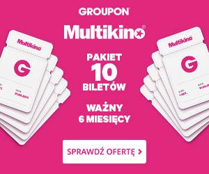 Rabat 32% w Groupon!