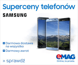Superceny telefonów Samsung!