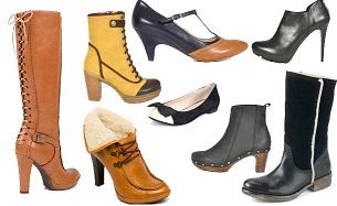 Buty damskie i męskie