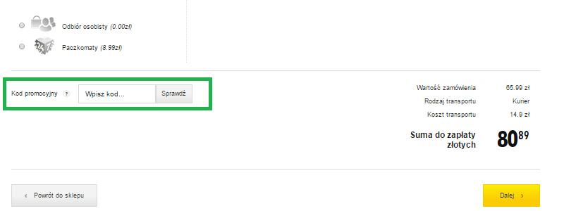 Jak wykorzystać kody rabatowe w mediaexpert.pl?