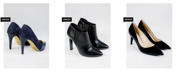 Promocje na markowe obuwie od Monnari