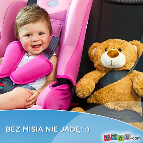 Smyk pomoże ci zadbać o bezpieczeństwo i przyjemność dziecka