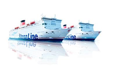 Nowoczesne promy Stena Line