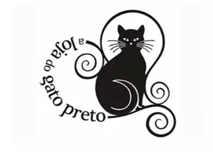 A Loja do Gato Preto Logotipo