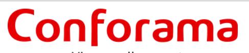 Conforama Logotipo