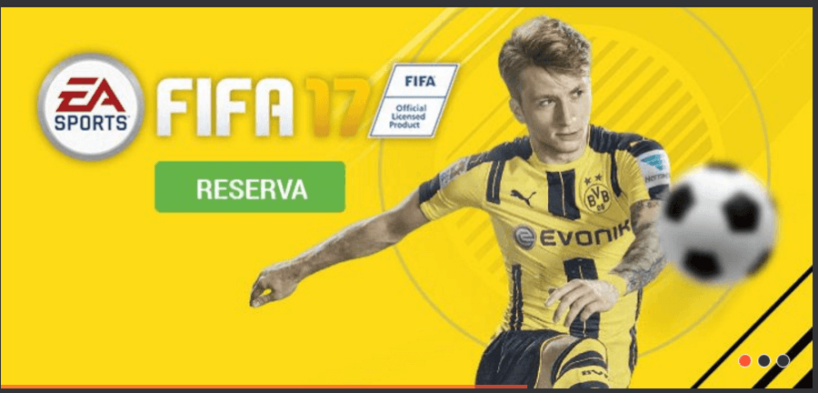 Reserva Fifa 2017