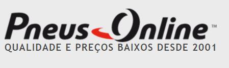 Pneus Online Logotipo