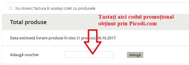 coș de cumpărături