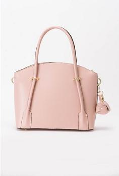 geantă roz