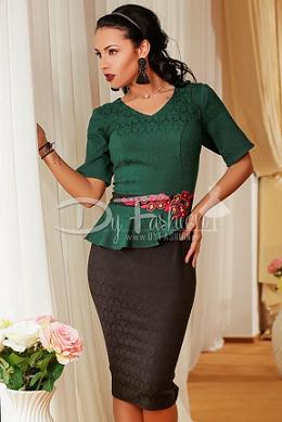 prezentare rochie eleganta