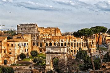 vedere din Roma