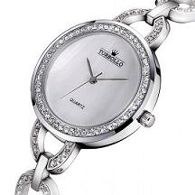 ceas argintiu de damă